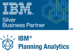 IBM Silver Business Partner Logo | IBM Planning Analytics