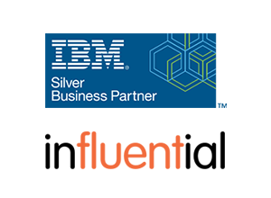 Official UK Silver Business Partners Influential Software | Buy official IBM licences from UK Partners Influential Software