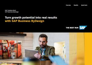 SAP Business ByDesign Guide