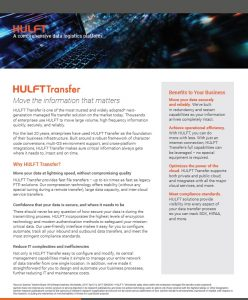 HULFT Transfer Guide